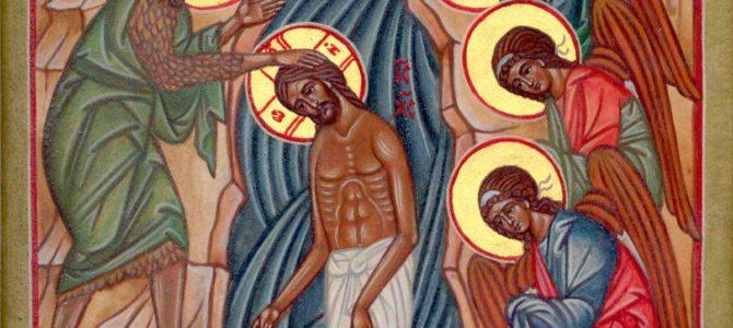 Battesimo del Signore anno C