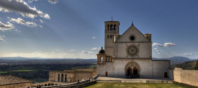 Giovani e Famiglie ad Assisi…