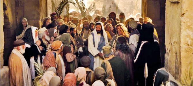 Domenica delle Palme e della Passione del Signore  anno C