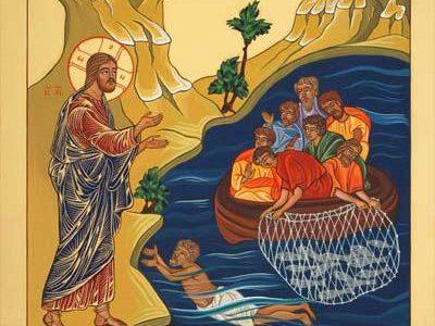 3ª domenica di Pasqua anno C
