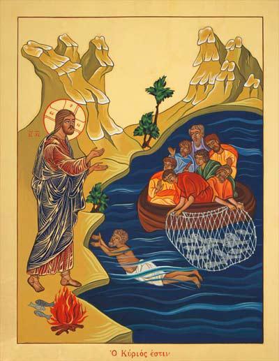 3ª domenica di Pasqua anno C - Parrocchia Santa Maria di ...