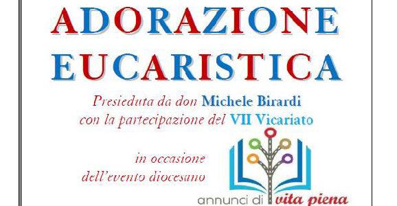 Libretto Adorazione Eucaristica